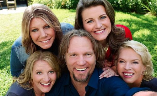Sister Wives Stars Robyn Brown and Kody Brown Welcome A Daughter