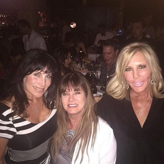 Vicki Gunvalson with Jeana Keough & Tammy Knickerbocker