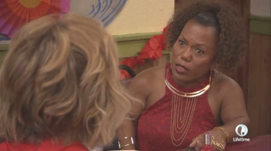 Tonya-Banks-Red-Dress-Little-Women-LA