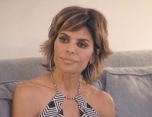 Lisa Rinna confronts Erika Jayne