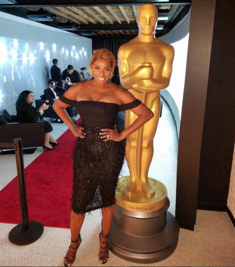NeNe Leakes at Academy Awards