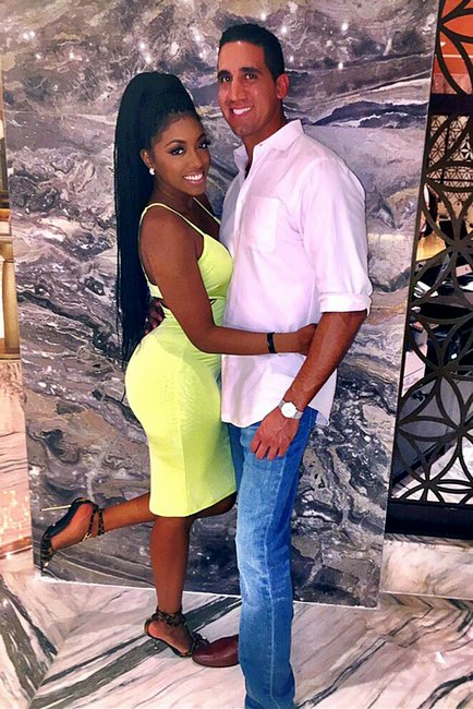 Porsha Williams and Oliver