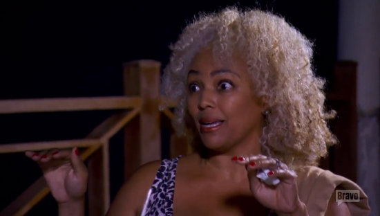 Kenya insults Kim Fields