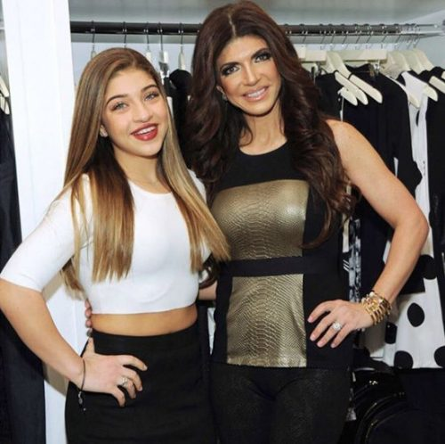 Teresa Giudice's House Arrest Ends And Her Restitution Is Paid Off!