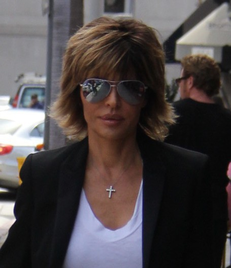 Lisa Rinna running errands Featuring: Lisa Rinna Where: Beverly Hills, California, United States When: 23 Feb 2016 Credit: WENN.com