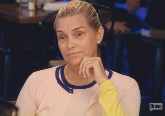 sure it will come as no surprise to learn that Yolanda Foster Hadid ...