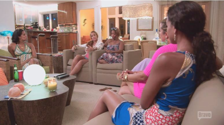 Gizelle-Bryant-Charrisse-Jordan-Katie-Rost-Couches-Real-Housewives-of-Potomac