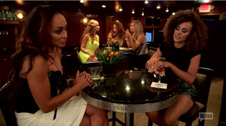 Karen-Huger-Ashley-Darby-Cocktails2-Real-Housewives-of-Potomac