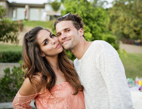 Katie Maloney and Tom Schwartz wedding