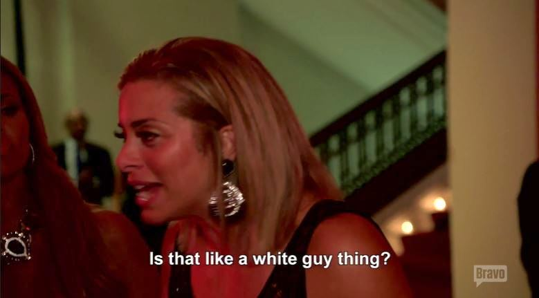Robyn-Dixon-Bday-Party-White-Guy-Comment-Real-Housewives-of-Potomac
