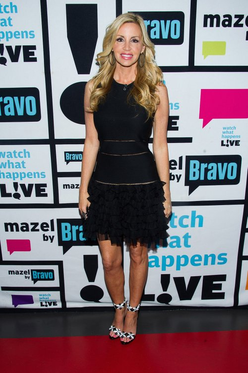 Camille Grammer on WWHL