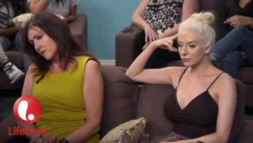 Courtney Stodden's Mom Reacts To Pregnancy News; Courtney Fires Back