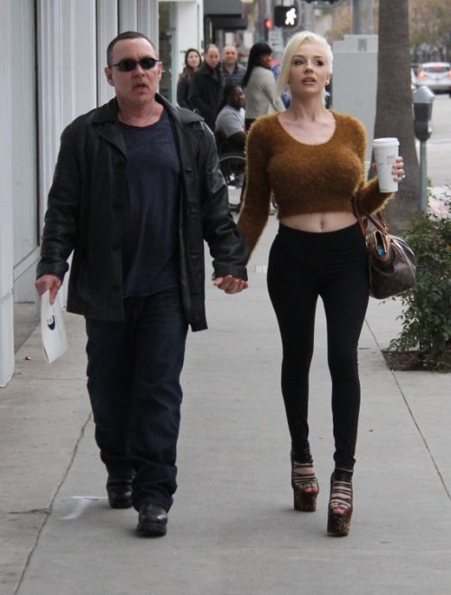 Is Courtney Stodden Ready For Babies With Doug Hutchison?