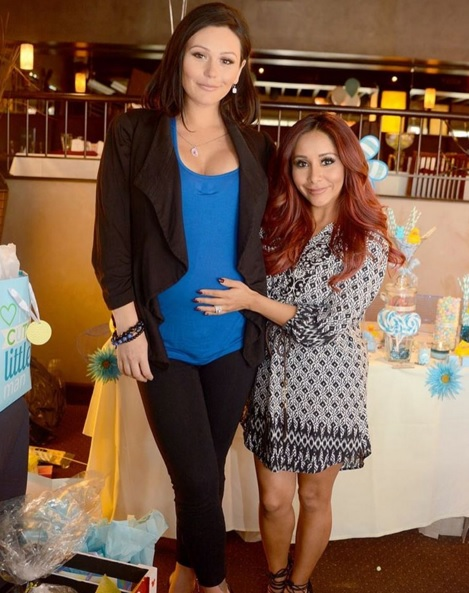 Jersey Shore Update: Snooki Hosts Baby Sprinkle For An Expectant J-Woww; Plus, Are Sammi And Rahn Back Together?