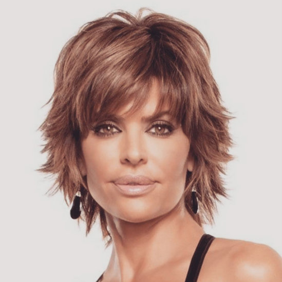 Lisa Rinna Goes Bald - Snarks Brandi Glanville Over Wig Accusation! 272e1ec847b7