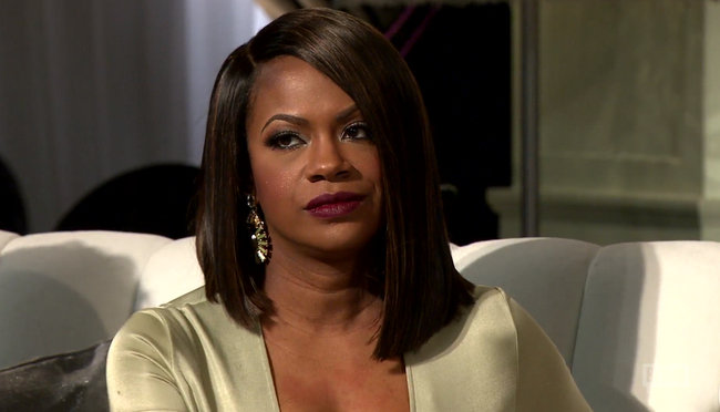 Real Housewives of Atlanta reunion - Kandi