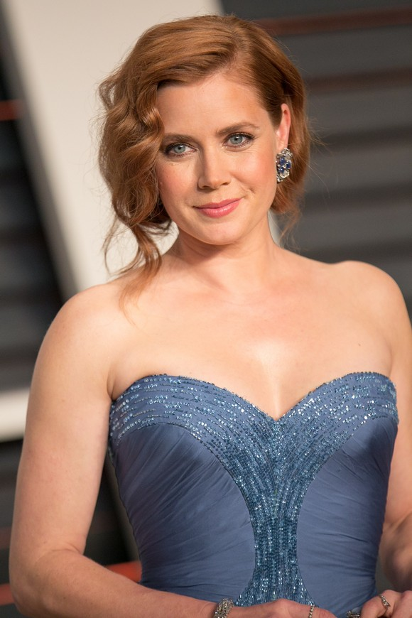 Celebrities attend 2015 Vanity Fair Oscar Party at Wallis Annenberg Center for the Performing Arts with City Hall in Beverly Hills. Featuring: Amy Adams Where: Los Angeles, California, United States When: 22 Feb 2015 Credit: Brian To/WENN.com
