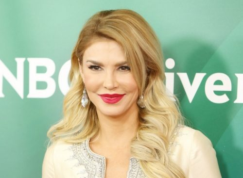 "Brandi Glanville No Longer Dating Theo Von; Has ""Crushes"" On Three Other Men"