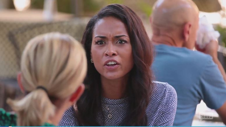 Katie-Rost-Angry-BlueShirt-Real-Housewives-of-Potomac