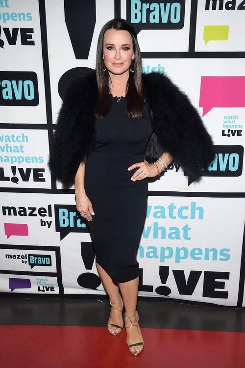 11 Amazing Times Kyle Richards Dropped An F-Bomb