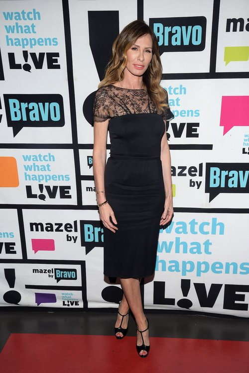 Carole Radziwill on WWHL