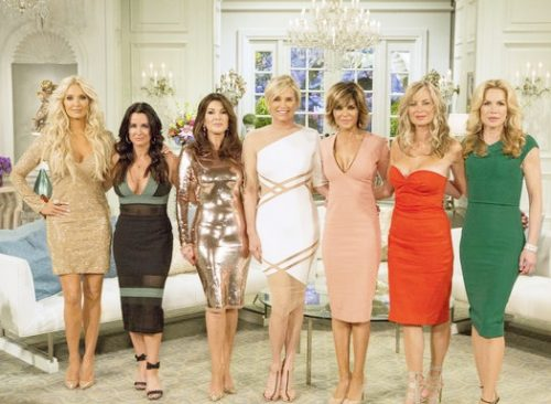 "Andy Cohen Says ""No Way"" To Letting Go Erika Girardi, Yolanda Foster, Lisa Rinna, And Eileen Davidson; New And Returning Bravo Shows; Polls"