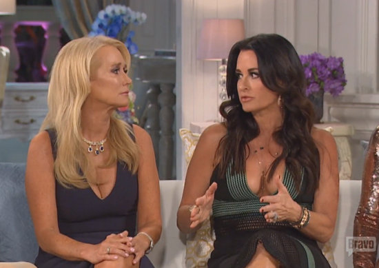 Kyle Richards Wants To Be Dismissed From The Dog Attack Lawsuit Against Kim Richards