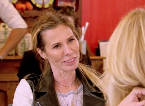 Carole Radziwill Suspicious Of Jules Wainstein's Weight Claims; Offended By Age Comments