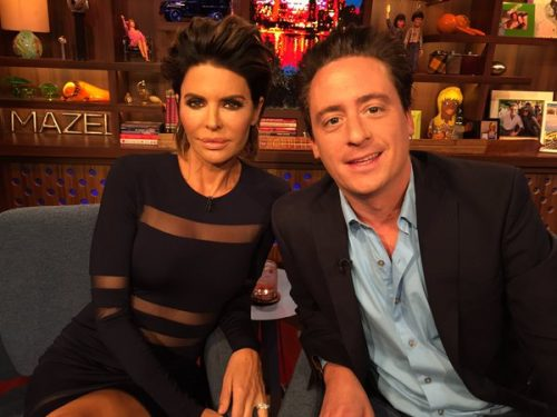 Lisa Rinna Is Not Trying To Secure Her Job For Next Season; Andy Cohen Officially Retires The Word Munchausen