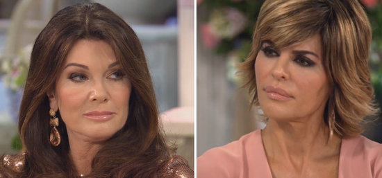 Lisa Vanderpump & Lisa Rinna