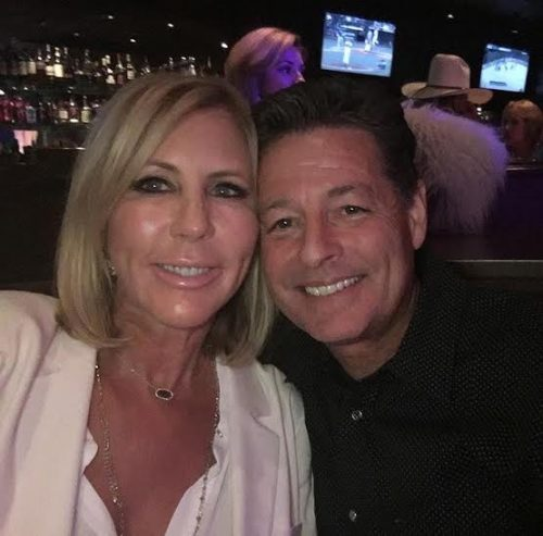 Vicki Gunvalson Shows Off Her New Man & Her Costars' Forgiveness On Instagram