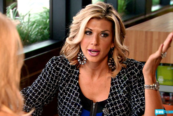 Former Orange County Alexis Bellino & Husband Jim Are Divorcing