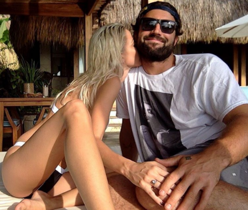 Kaitlynn Carter And Brody Jenner Engaged