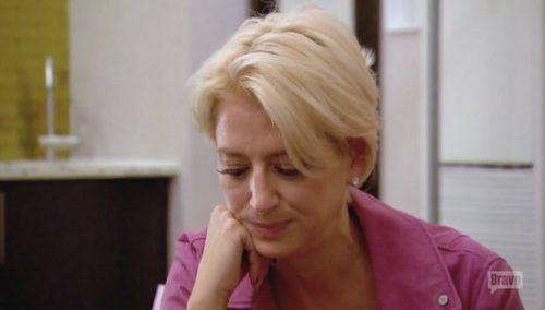 "Dorinda Medley Wants The RHONY Cast To ""Just Get Along"""