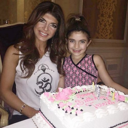 Teresa Giudice Celebrates Birthday With Family – Photos; Says Season 7 Of RHONJ Is The Most Powerful Season Yet