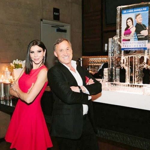 Terry and Heather Dubrow Sued By Attorney Involved In Bad Business Deal; Claims Harassment And Extortion