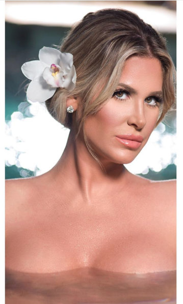 Kim Zolciak launches Kashmere skincare line