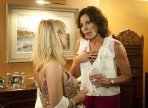"Luann de Lesseps Says Ramona Singer's ""Memory Is Always Fuzzy"""
