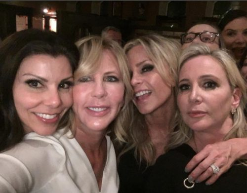 "Did Tamra Judge End Her Friendship With Vicki Gunvalson Again? Launching ""JUDGEACTIV"" Wear!"