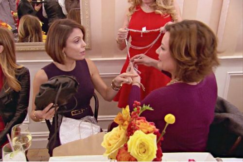 Real Housewives Of New York Recap: With A Little Help From Your Friends