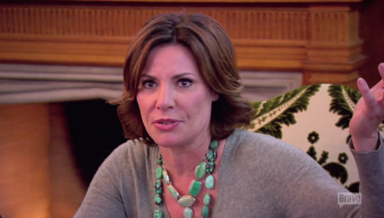 Luann is hurt by Bethenny
