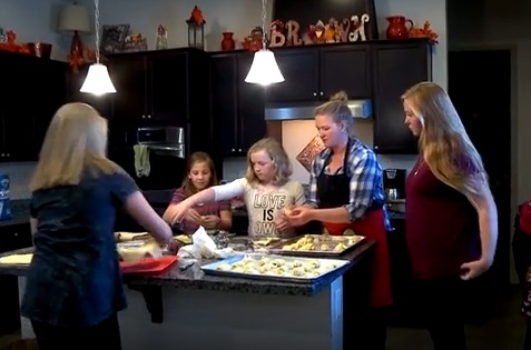 sister wives kitchen