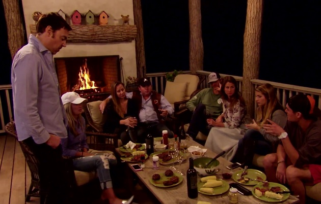 southern charm cast mountain weekend