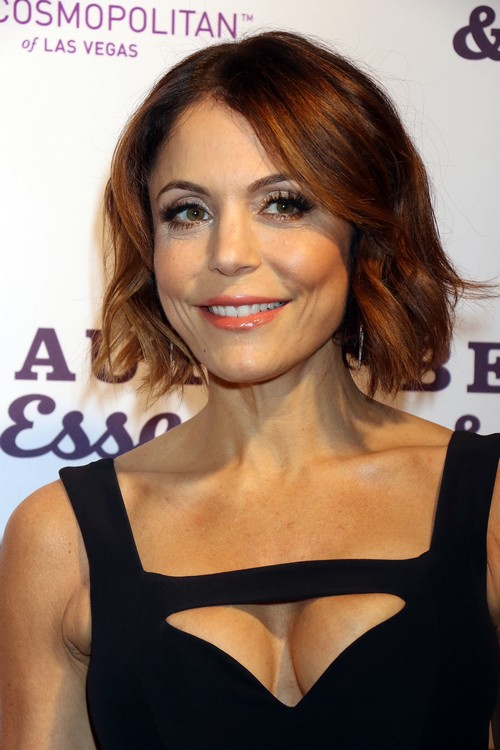 Bethenny Frankel jaw botox