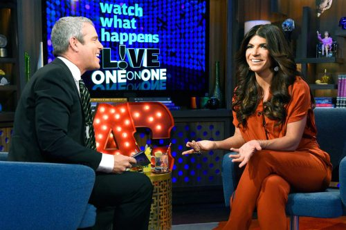 Andy Cohen Has Watched The Real Housewives Of New Jersey Premiere Multiple Times & It Made Him Cry