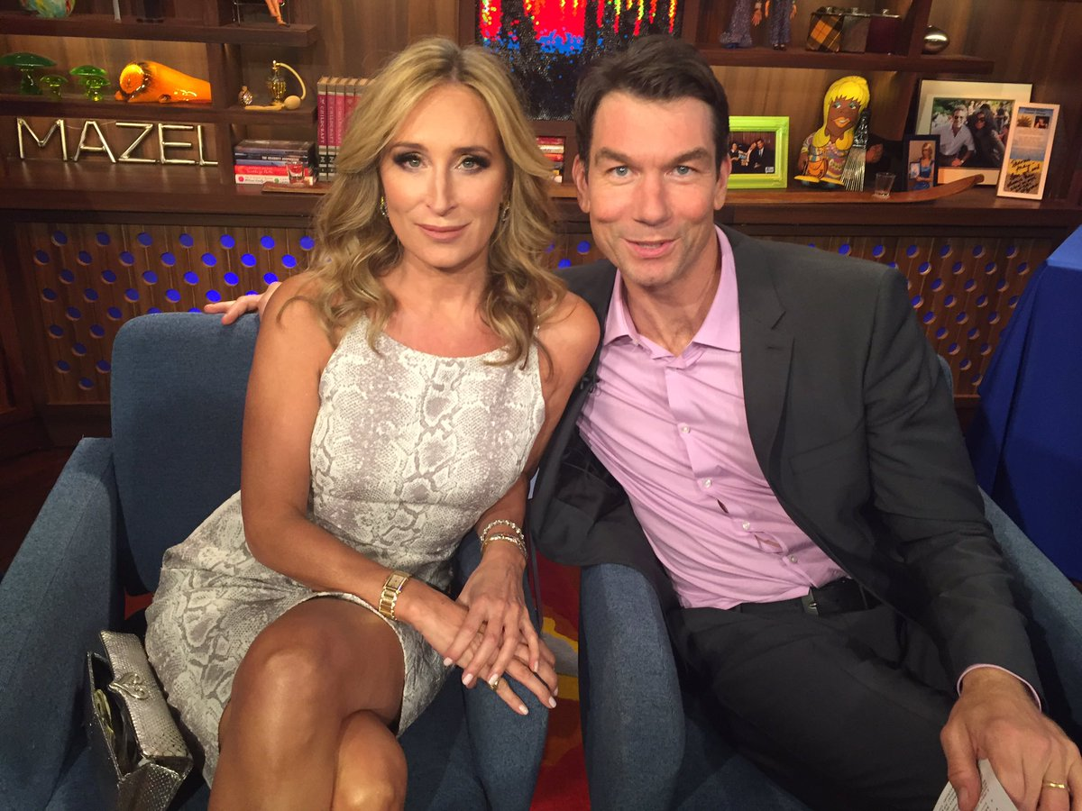 Sonja Morgan WWHL