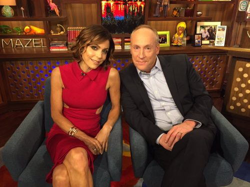 Bethenny Frankel Gushes Over Ramona Singer; Talks Divorce And More On WWHL
