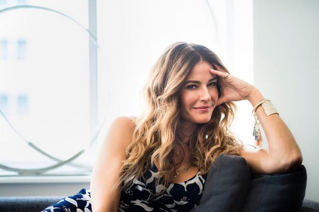 Kelly Bensimon For Haute Living New York Magazine