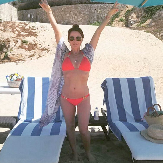 Kyle Richards in Cabo