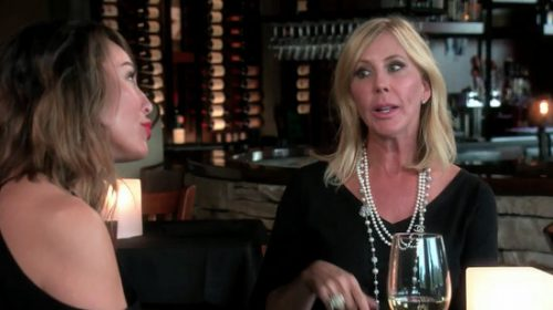 Vicki Gunvalson Defends Her Insta-Friendship With Kelly Dodd